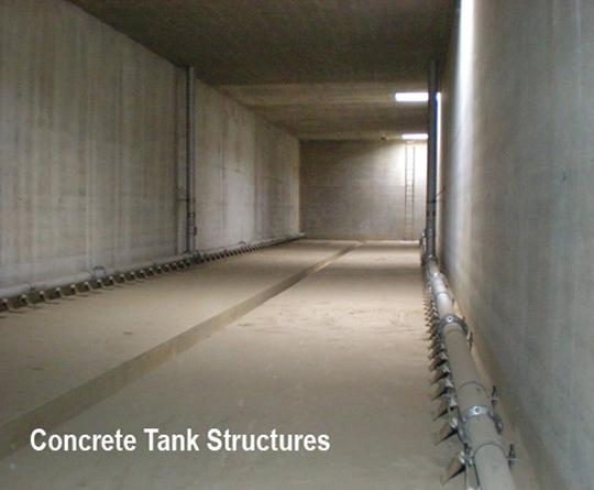 Concrete Tank Structures