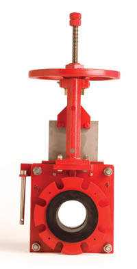 Knife Gate Valves Red Valve